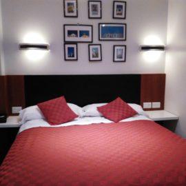 Hotel A&B - Quarto Duplo Standard