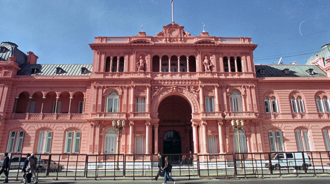 Hotel A&B Internacional – Government House (Casa Rosada)