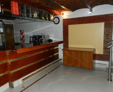 Bar and Breakfast Area