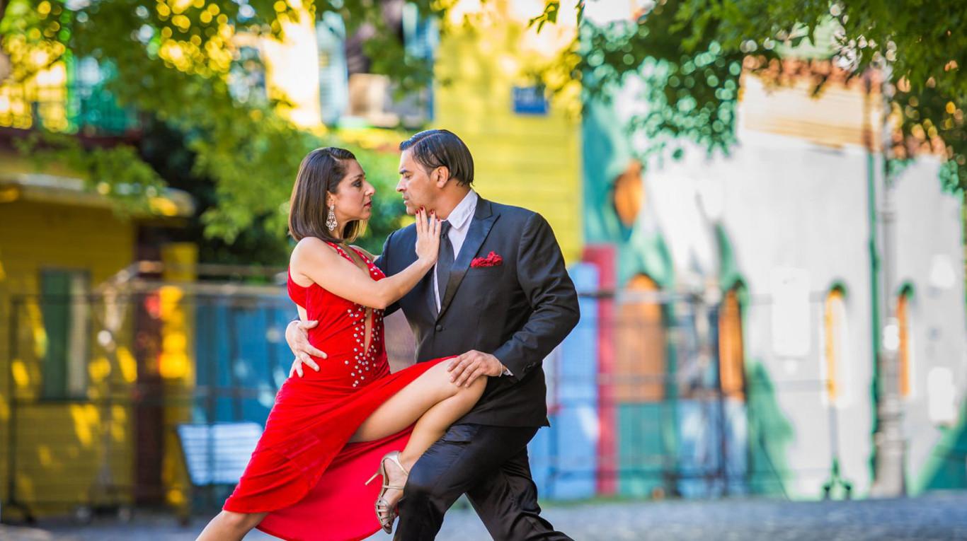 Hotel A&B Internacional – Buenos Aires Tango